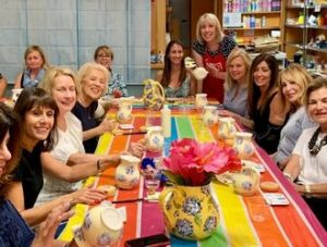 Ladies Pottery Party