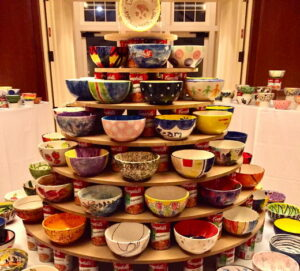 Empty Bowls Charity Event